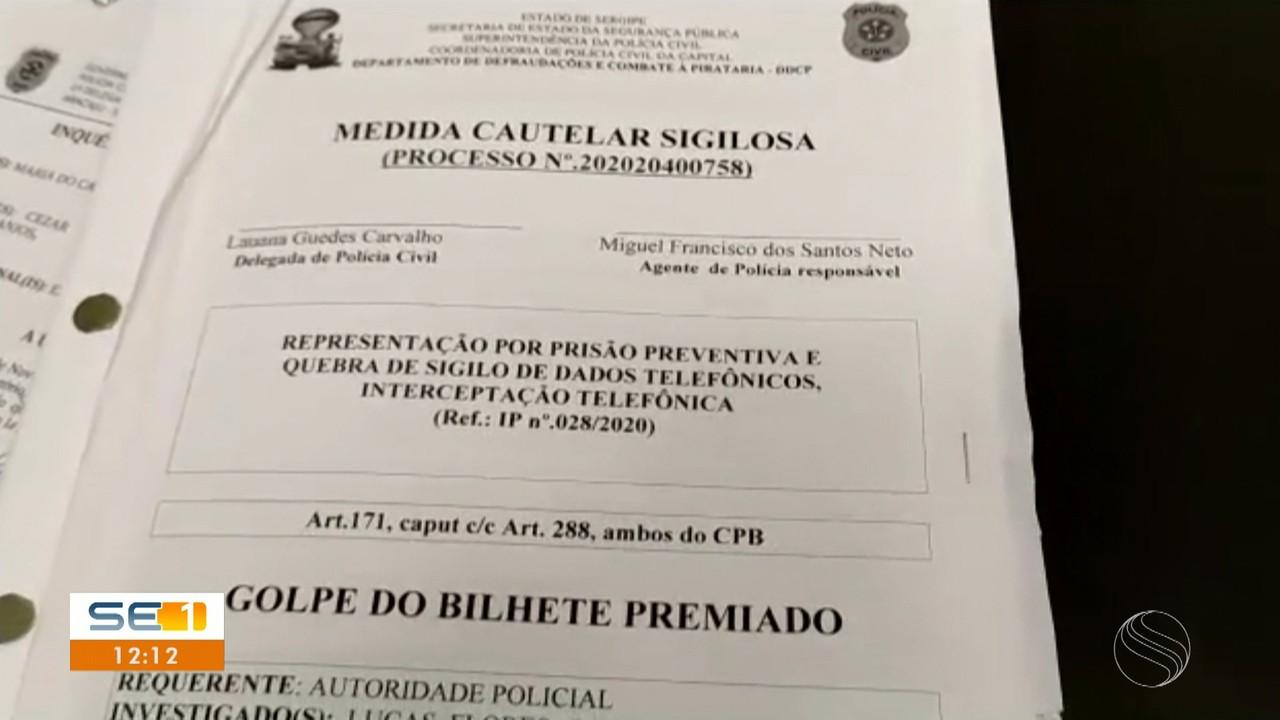 Suspeitos de aplicar golpe do bilhete premiado são presos em operação policial conjunta