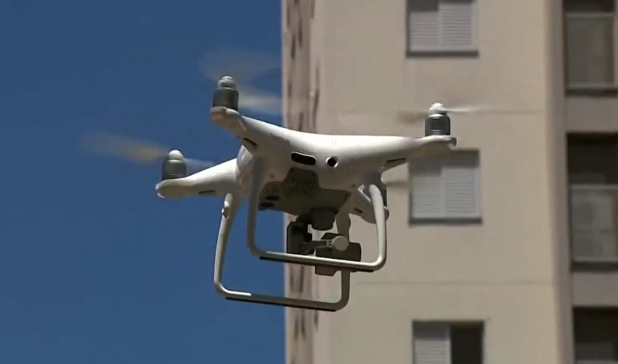 Polícia Federal usará drones no combate a crimes eleitorais durante as eleições em Uberlândia