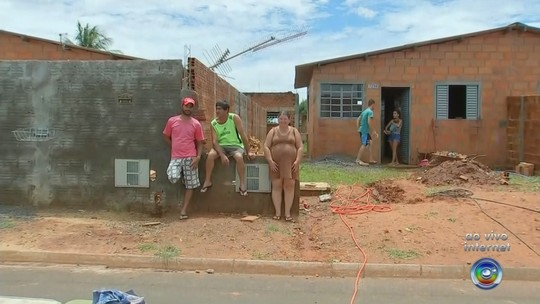 Chuva forte causa transtornos em cidades do noroeste paulista