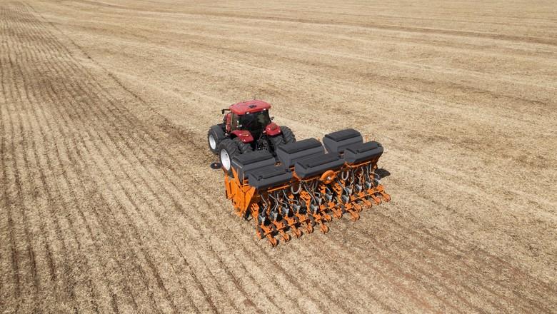 máquina-agrícola-jacto-plantadeira-colheitadeira-pulverizador (Foto: Divulgação/Jacto)