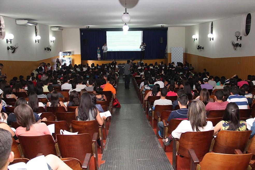 Sesc oferece 310 vagas em preparatórios para o Enem e IFRN (Foto: Divulgação/Assessoria)