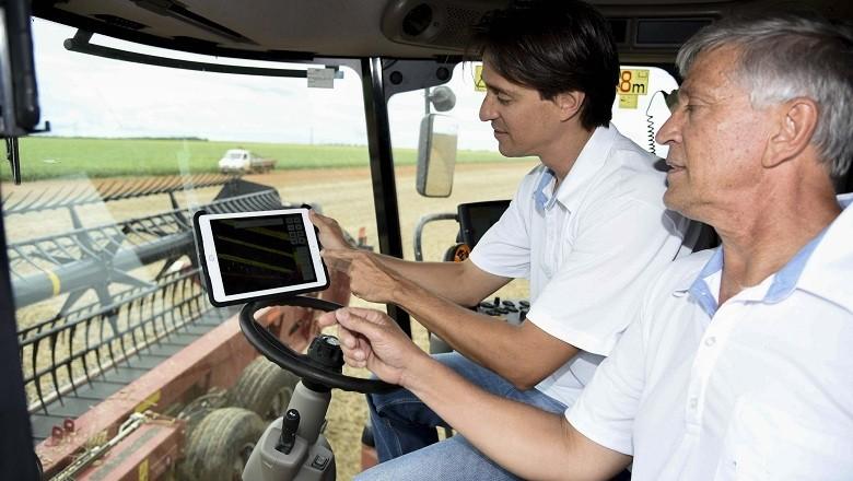 agricultura-precisão-tecnologia (Foto: Divulgação)