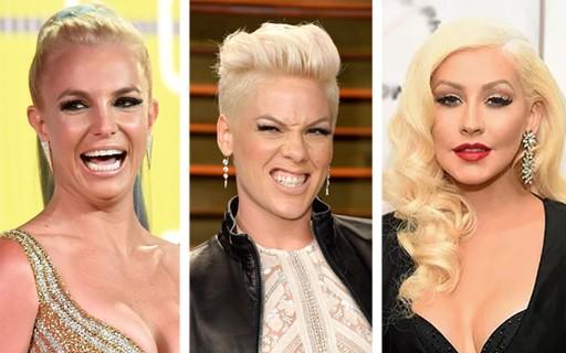 Pink revela que foi colocada contra Britney Spears e Christina Aguilera no início da carreira