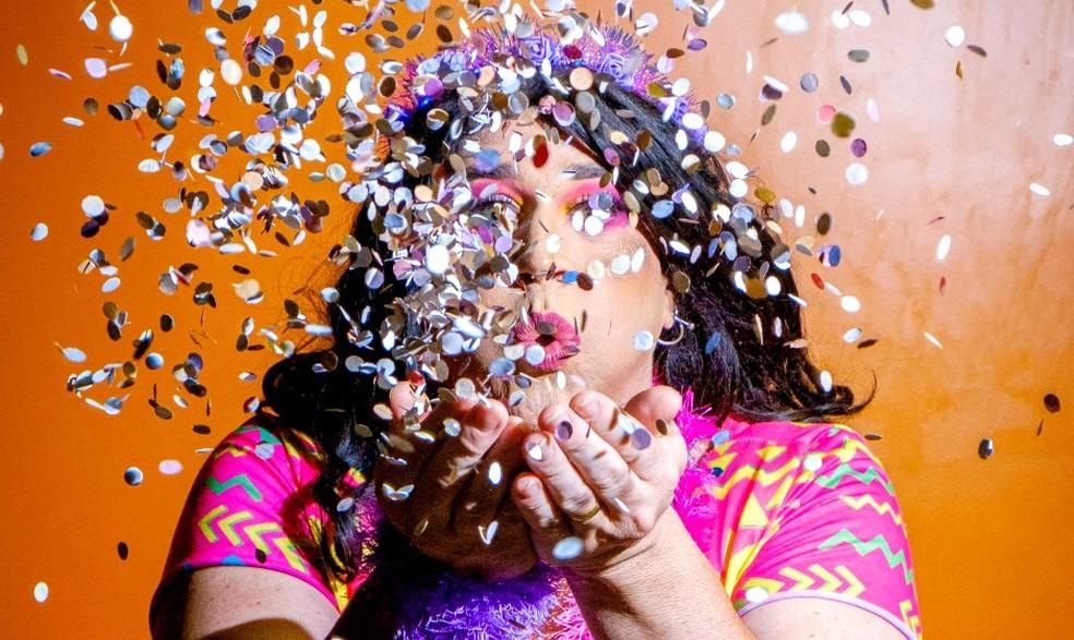 Bloco da Carmela no DF — Foto: Gabriel Robin/ Divulgação