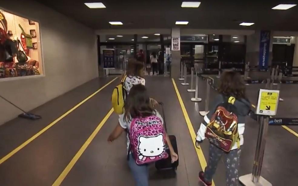Cerca de 850 mil turistas devem chegar em Salvador  — Foto: Reprodução/TV Bahia