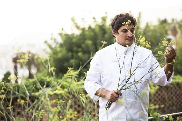 O chef argentino Mauro Colagreco (Foto: Divulgação)