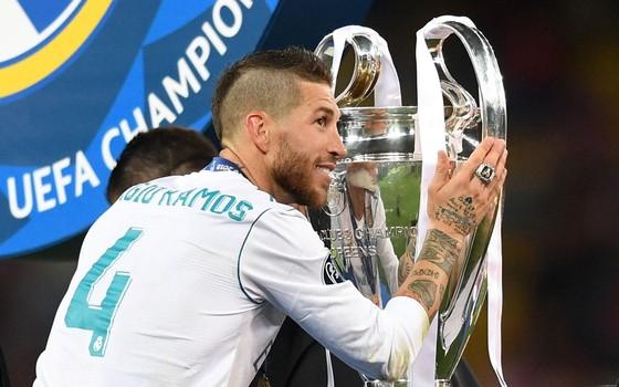 Sergio Ramos. Campeão da Liga dos Campeões com o Real Madrid, ele alterna entre a técnica e a agressividade (Foto: Getty Images)
