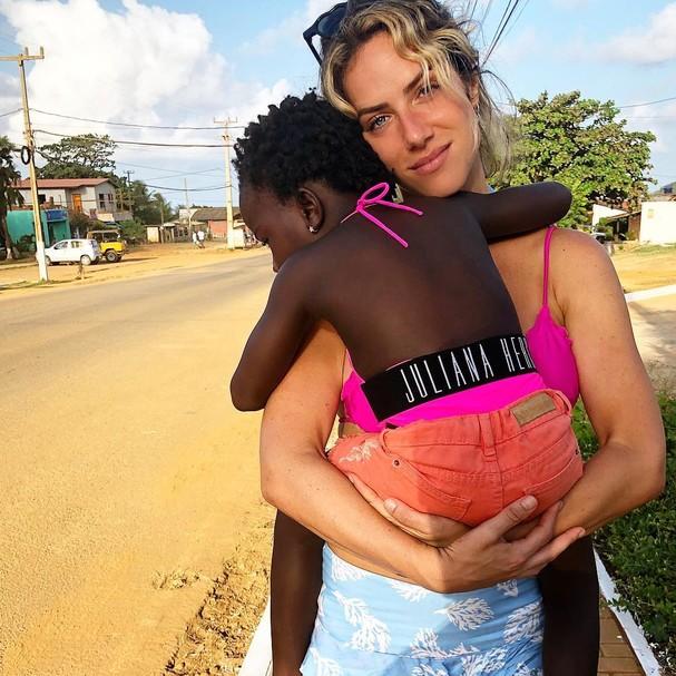 Giovanna Ewbank e Titi (Foto: Instagram/Reprodução)
