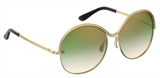 Taylor Swift aposta em óculos avaliado em R$ 4 mil  (Foto: Divulgação)