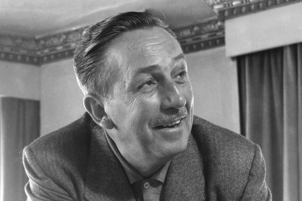 O empresário Walt Disney (Foto: Getty Images)