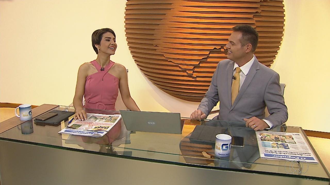 VÍDEOS: Bom Dia Goiás desta sexta-feira, 17 de setembro de 2021