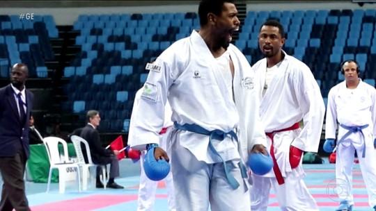 Esporte Espetacular: Diego San volta a lutar no Rio e sofre com rivalidade local
