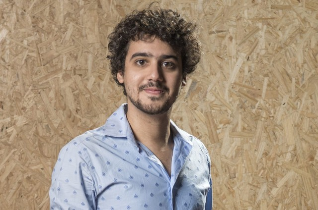 George Sauma (Foto: Estevam Avellar/TV Globo )