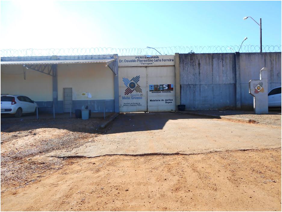 Agentes penitenciários são investigados por tortura contra 100 presos e trabalharem embriagados em MT