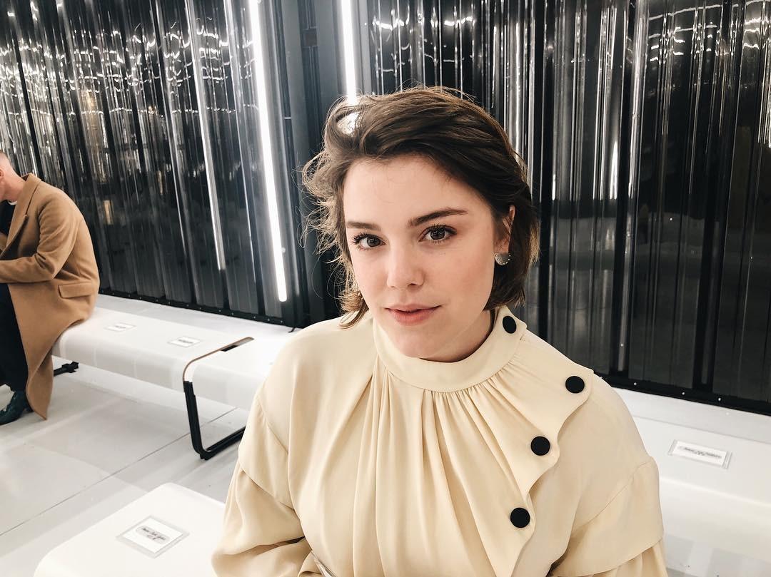 Alice Wegmann está em Paris, na França (Foto: Reprodução / Instagram)