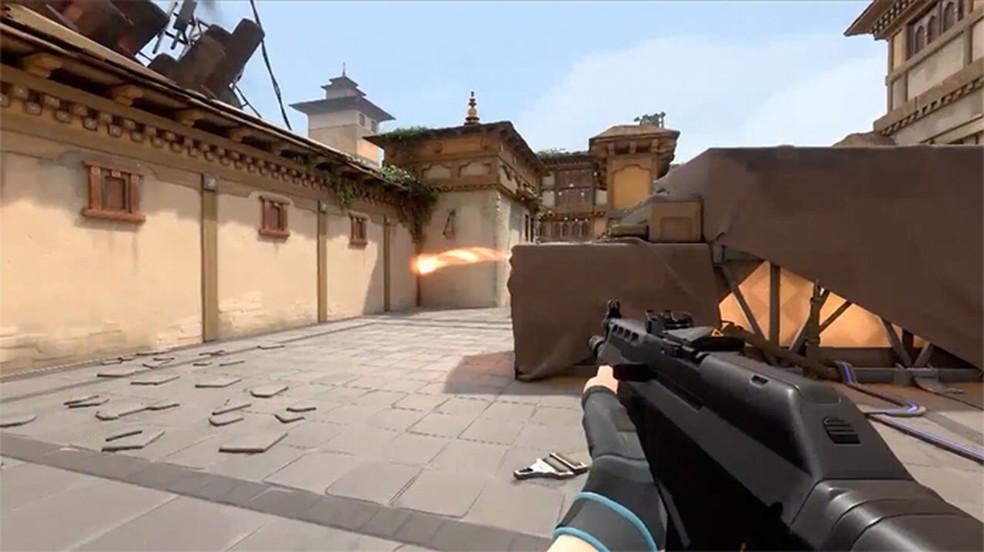 Valorant é o novo jogo de tiro FPS da Riot Games com elementos de Counter-Strike e Overwatch — Foto: Reprodução/Valorant