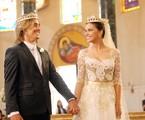 Casamento de Drika (Mariana Rios) e Pepeu (Ivan Mendes), numa igreja ortodoxa na Turquia | Rede Globo/Zé Paulo Cardeal