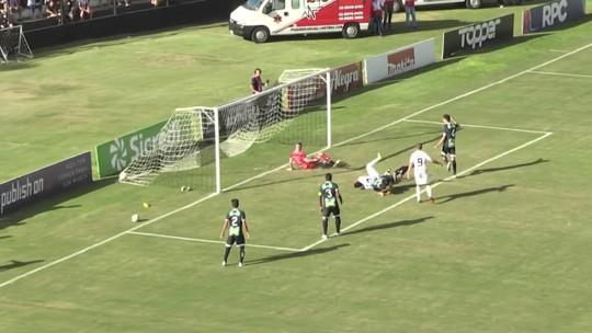 Operário-PR x Maringá - Campeonato Paranaense 2019 - globoesporte.com