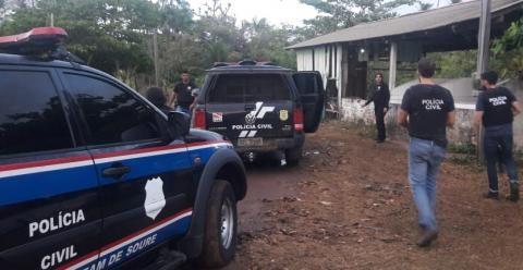 Operação 'Disneylândia' desarticula esquema de tráfico de drogas e prende 13 suspeitos em Soure, no Marajó - Noticias