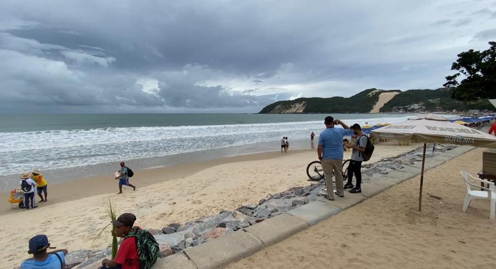 Rio Grande do Norte vai ter fim de semana com sol e chuvas em algumas cidades - Foto de arquivo — Foto: Kleber Teixeira/Inter TV Cabugi
