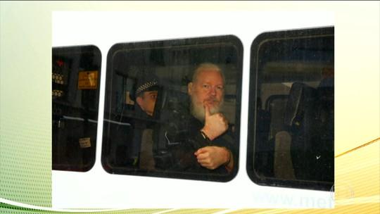 Justiça da Suécia reabre investigação sobre suposto estupro cometido por Assange