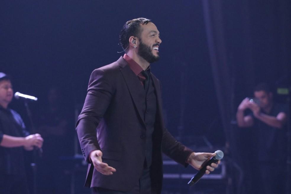 """Show """"Belo in Concert"""" reúne diversas músicas que marcaram a carreira do cantor (Foto: Divulgação)"""
