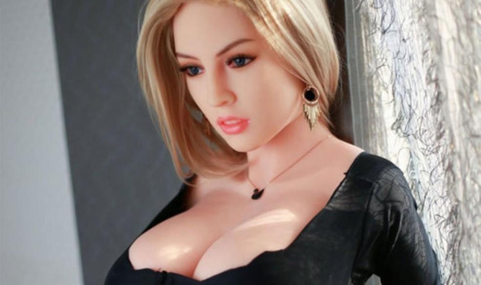 Robô sexual da LumiDolls tem traços humanos — Foto: Diulgação/LumiDolls