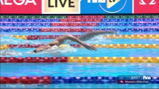 Opinião: Derrota quebra aura de invencível de Ledecky e inaugura maior rivalidade da natação mundial