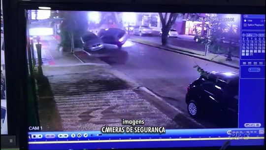 Mulher é presa por embriaguez ao volante após acidente em Campo Mourão; vídeo