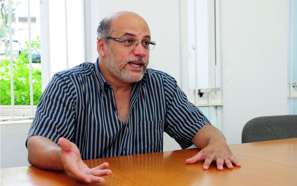 O diretor do CEDE, Humberto Miranda do Nascimento — Foto:  Antonio Scarpineti/Divulgação Unicamp
