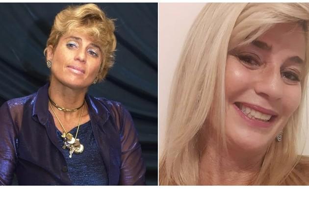 """A ex-aeromoça Cida Moraes tinha 38 anos no """"BBB"""" 2. Ela, que completa 58 este ano, é produtora e apresentadora de TV (Foto: Reprodução)"""