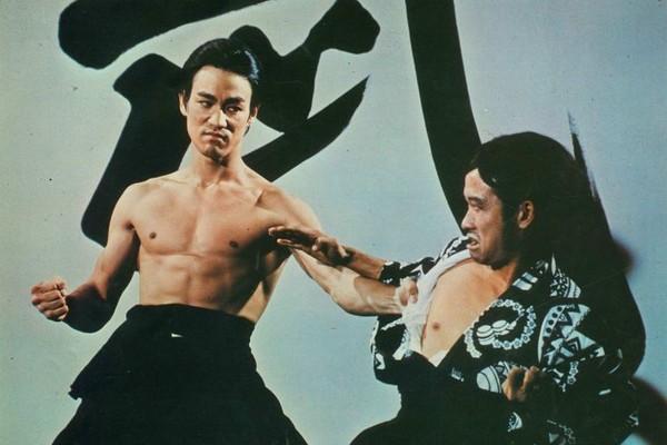 Bruce Lee em A Fúria do Dragão (1972) (Foto: Divulgação)