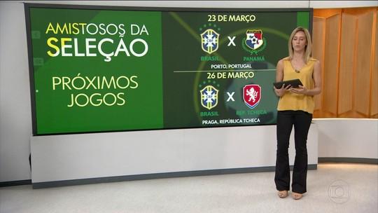 CBF anuncia o primeiro amistoso da Seleção Brasileira em 2019