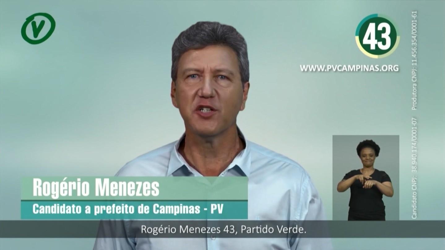 Eleições 2020: saiba como foi o 1º dia de horário eleitoral na TV dos candidatos a prefeito de Campinas, SP
