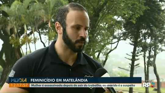 Homem é suspeito de matar ex-mulher a facadas em Matelândia