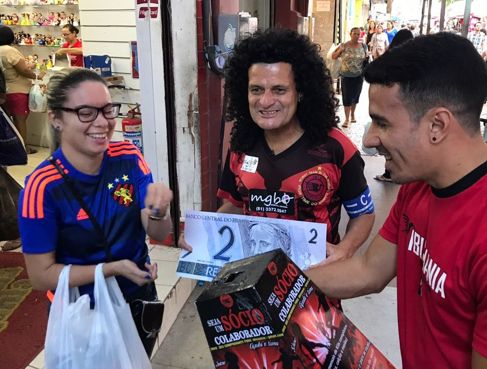 Mauro Shampoo está apostando em campanha