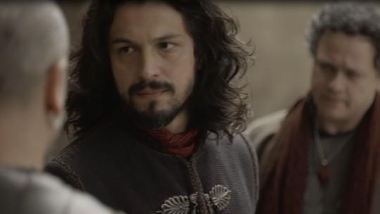 Afonso decide resgatar Catarina