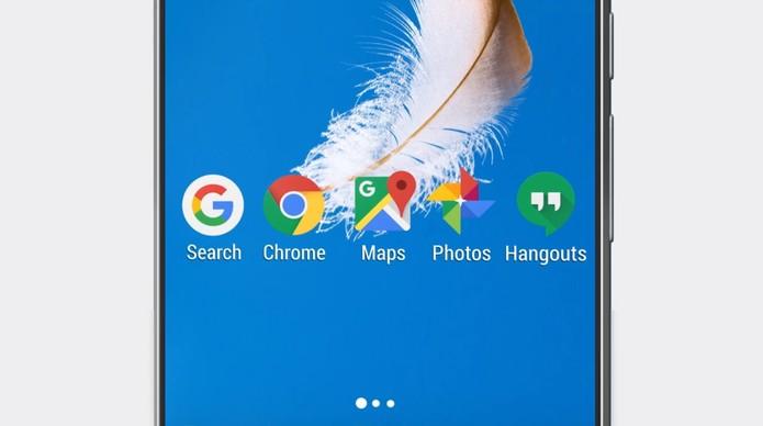 Android 7: vídeo do Google Maps pode ter revelado interface renovada (Foto: Reprodução/Google Maps)