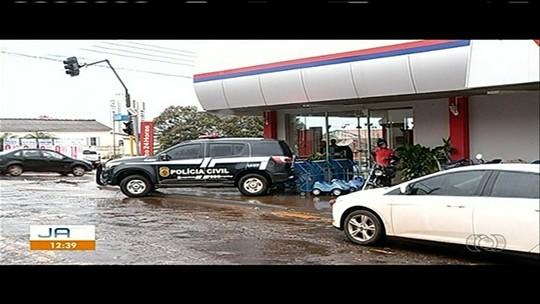 Operação visa desarticular grupo familiar empresarial suspeito de sonegar R$ 350 milhões em impostos, em Goiás