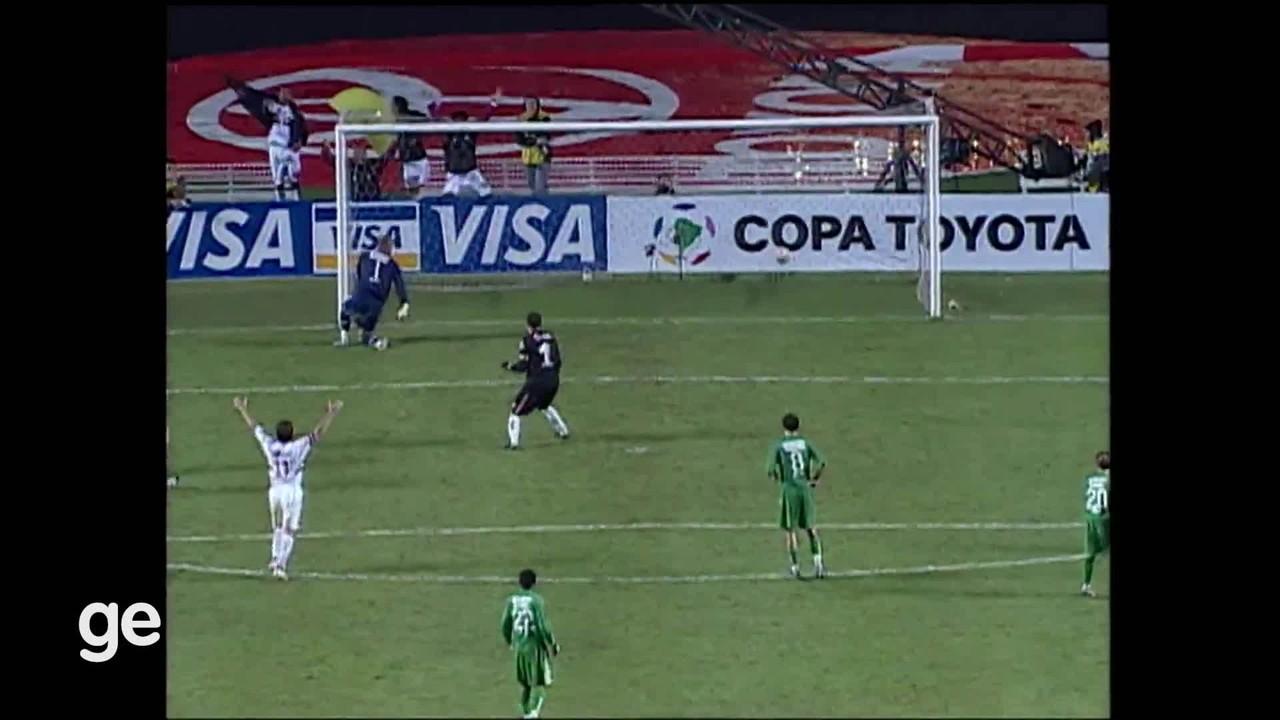São Paulo 2 x 0 Palmeiras (oitavas de final)
