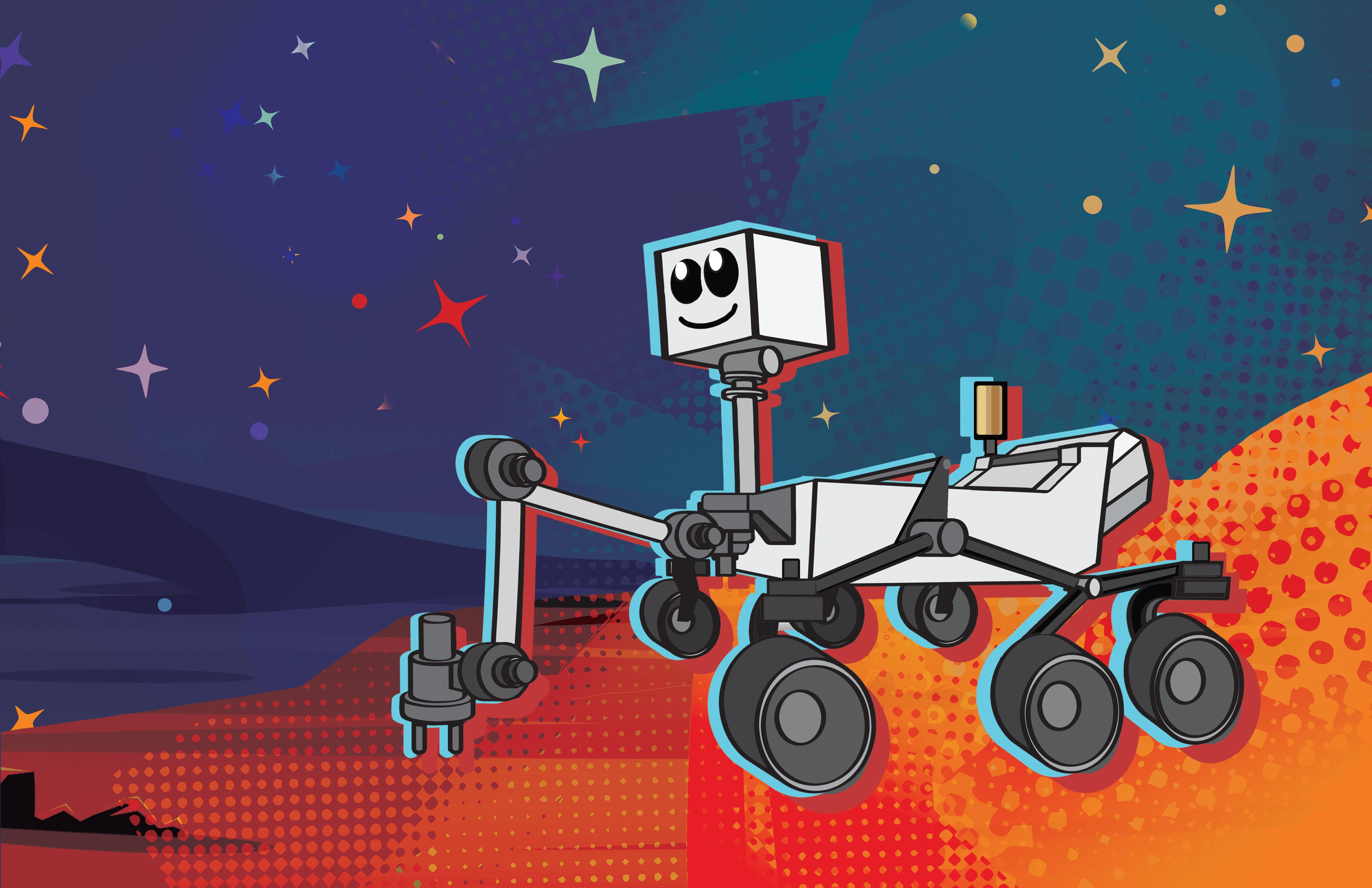 Rover Mars 2020 (Foto: NASA )