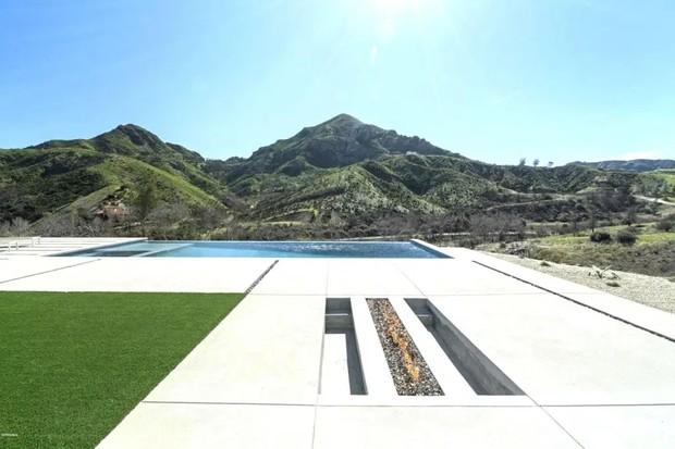 Nova mansão de Taylor Lautner (Foto: OpenDoor.com/Reprodução)