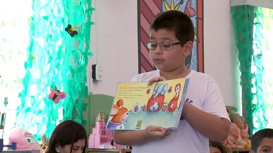 Dois projetos de leitura fazem sucesso em Agudos
