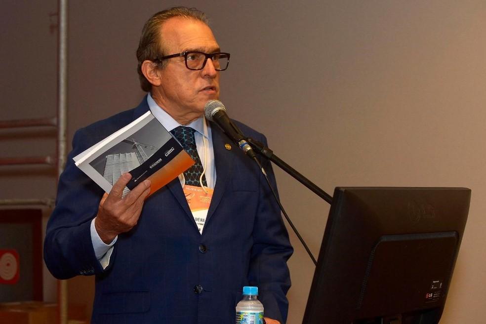 Segundo Ilso José de Oliveira, a engenharia tem alcance ilimitado — Foto: Divulgação