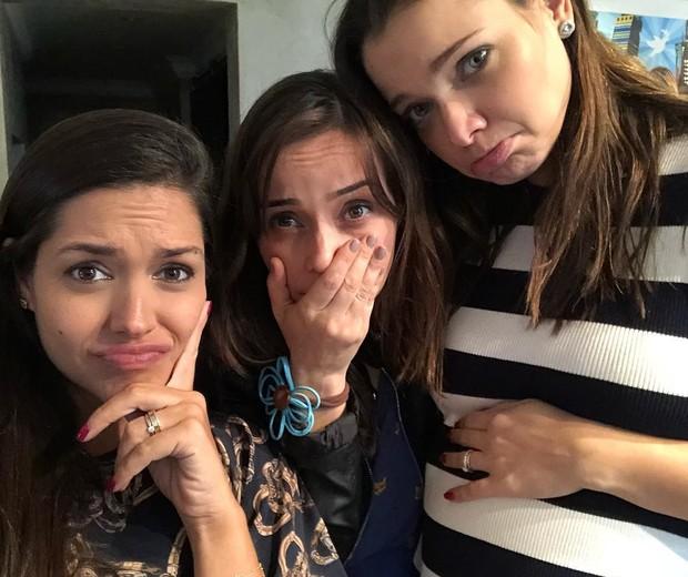 Thais Fersoza, Débora Gomez e Milena Toscano (Foto: Reprodução/Instagram)
