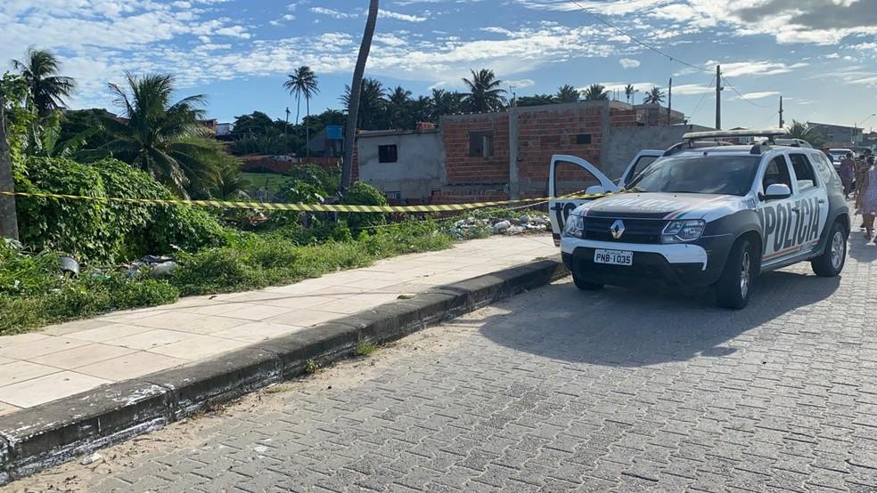 Adolescente era moradora da Barra do Ceará, em Fortaleza, e segundo a polícia, não tinha envolvimento com crimes — Foto: Paulo Sadat/SVM