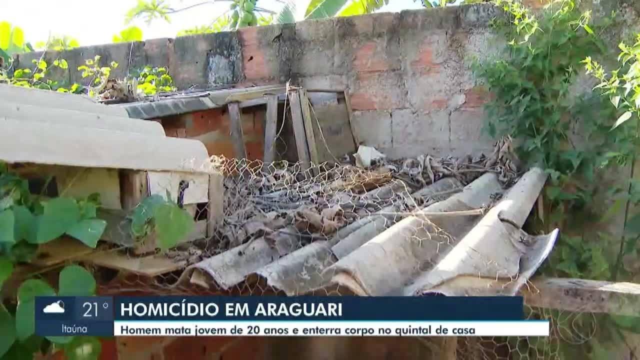 Jovem é morta e enterrada em quintal de casa em Araguari
