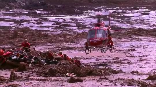 Governo decide liberar FGTS para vítimas de desastre de Brumadinho