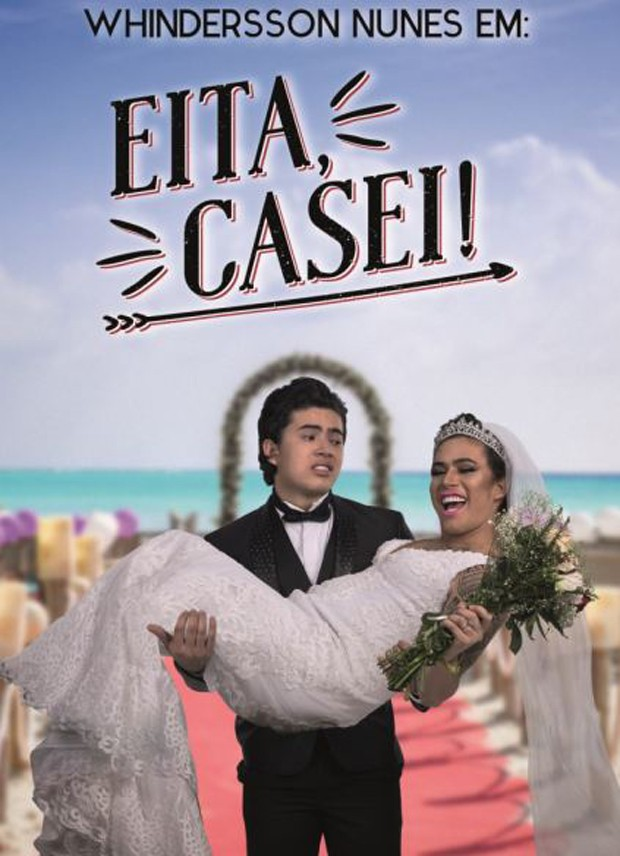 Whindersson Nunes em Eita, casei! (Foto: Beto Moraes/Divulgação)