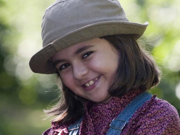 Klara Castanho interpretou Tonica em Morde e Assopra (Foto: TV Globo)